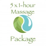 5 HOUR MASSAGE PACKAGE