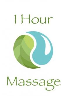 1 Hour Massage