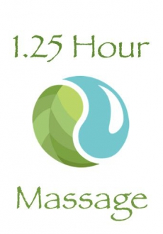 1.25 Hour Massage