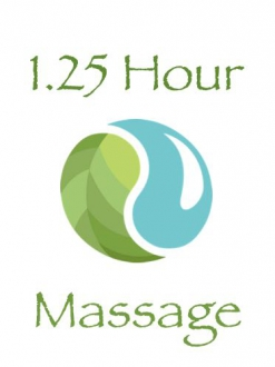1.25 Hour Massage