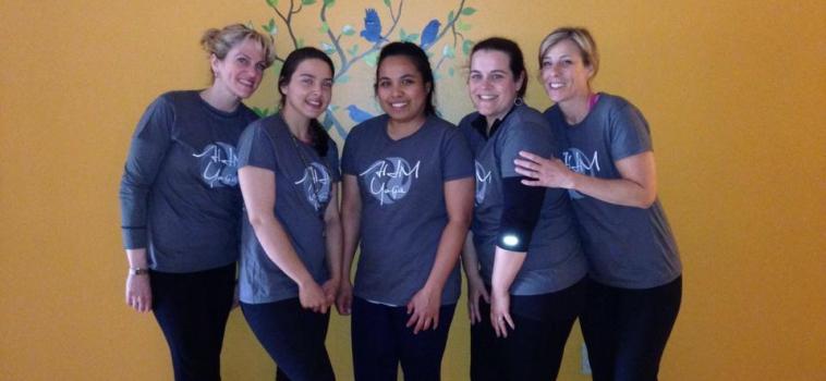 Congratulations Yoga Teacher Training Graduates!