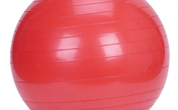 Exercise Ball Hatha Yoga