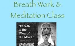 Pranayama Breath Work Class