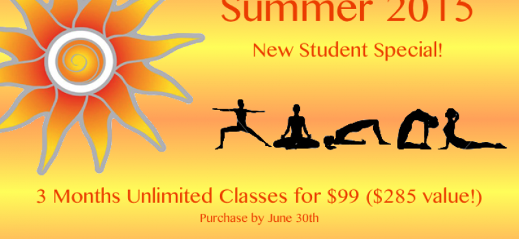 New Student Special!