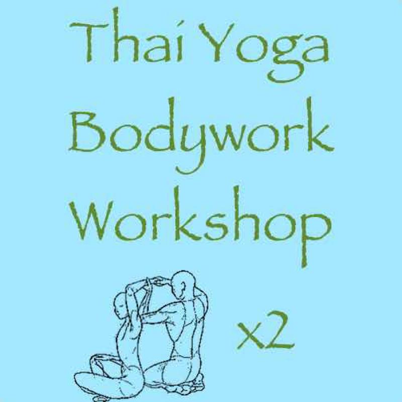 Thai Yoga Bodywork for 2